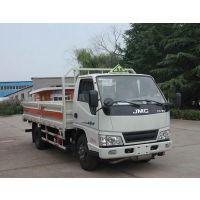 江铃4.2米ZZT5043TQP-5型2.8L气瓶运输车厂家特价直销