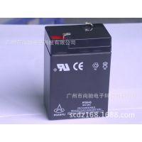 环宇铅酸蓄电池 HYS640 HYS645 6V4AH 4.5AH 应急灯电池 童车电瓶
