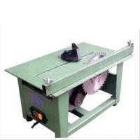 岳阳木工自动裁板机 MJ243推台圆锯机 的厂家