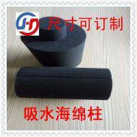 大型管道清洗海绵射弹高密度管道内壁摩擦清洁绵柱尺寸规格可订制清洁、沐浴海绵