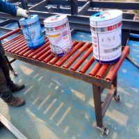 河北动力辊筒输送机 生产纸箱动力辊筒输送机
