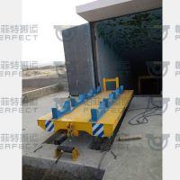 工业重型机械无动力平车配套车间铁水运输车港口集装箱运输车图纸