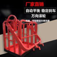 定做0.8米--2米吊车吊篮柳工8吨高空作业吊车吊篮 自动调平尺寸可定做 吉祥