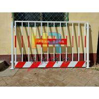 海锐基坑围栏,基坑临边防护栏,单板双板基坑护栏现货批发