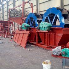 凯翔 小型洗砂设备 摩天轮洗砂设备生产线 车载式洗砂设备