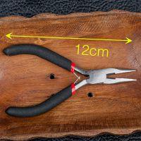 diy手工 制作工具迷你圆嘴钳尖嘴钳斜口钳子串珠实用材料饰品配件