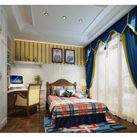 贵阳乐湾国际别墅装修案例,乡村美式别墅装修,你喜欢的别具一格!