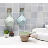 婴儿洗头杯浴勺厨房勺子塑料水勺加厚水瓢儿童洗澡瓢舀子宝宝水舀
