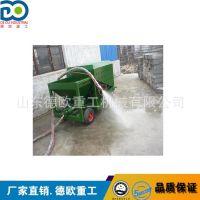 80型120型塑胶跑道喷涂机 防腐漆地面喷涂设备 跑道喷涂工具