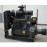 潍柴ZH4100P固定动力柴油机发动机 39kw53马力粉碎机用四缸柴油机