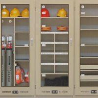 中正电力安全工具柜智能恒温柜移动式电工柜铁皮柜绝缘工具柜配电室