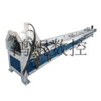 集装箱自动冲孔机 槽钢叉车数控冲孔机鸿鲲