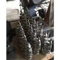 无抛光316L不锈钢螺旋喷头 工业脱硫塔伞形水雾喷嘴 畅通的流道设计 品牌华庆