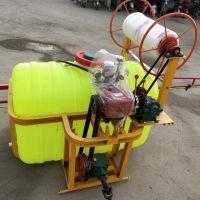 农作物汽油喷雾器 推车式带药箱打药机 佳鑫消毒机价格