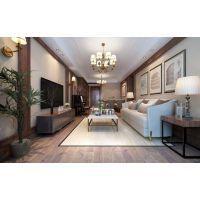 一套140平的三室两厅的房子,有爱的一家三口被山水装饰设计师赋予家爱的意义