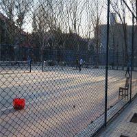 围网施工 室外网球场施工 羽毛球围栏网