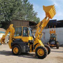 昆明全新轮胎式挖掘机装载机安装挖机价格图片中首重工甄