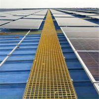玻璃钢网格板 光伏传检修过道踏板 西安厂房排水篦子