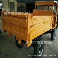 新款加重加厚四驱工程车 四驱毛竹运输车 私人定制农用运输车