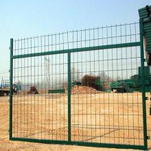 铁路护栏网 榆林铁路护栏网片-安平县优盾防护网围栏