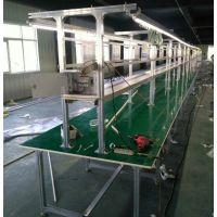 天伟鑫电子生产防静电工作台 检验包装工具台 装配生产线工作台