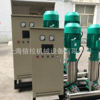 厂家定制无负压供水设备无负压积水设备德国威乐MVI5205-3/16/E/3-380-50-2