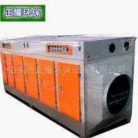 UV光氧催化设备@正耀光氧净化器厂家@环保除味设备
