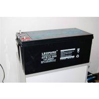 LEOPARD美洲豹HTS12-12蓄电池美洲豹12V12AH品牌图片