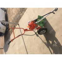 背负式汽油割草机 菜地小型割草机 可更换工作头的除草机