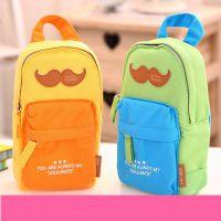 订制创意书包造型笔袋多功能大容量小学生文具袋