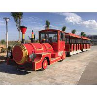2-23座燃油观光车、观光小火车---河北绿电值得信赖