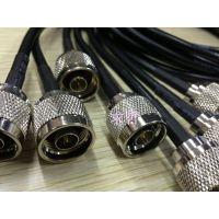 射频转接线N-J转 N-J  N公头转N型公头RG223线材长一米