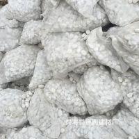 鹅卵石 机制白石头 园林别墅铺路造景白鹅卵石