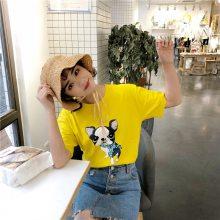 便宜女士长袖打底衫秋季新款韩版女士上衣三块钱的长袖清货