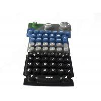 高端硅胶游戏机按键键盘 多色成型导电工业硅胶按键 厂家直销多色导电丝印硅胶按键