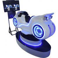 供应游戏机设备VR摩托车新款电玩娱乐设备厂家直销