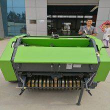 山西小麦秸秆打捆机多大车带 鑫联牌XL-1070型麦秸圆草捆捆草机参数