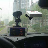 P-510 车涯互动测试仪 PBOX 10HZ GPS 排行榜 白色 车涯