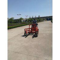 砖机电动叉车 空心砖机电瓶拉砖车