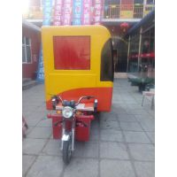 小吃车加盟 多功能一路飘香小吃车北京加盟总部