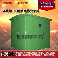 负荷开关户外成套电气配电设备柜高压电缆分支箱DFW-12生产厂家