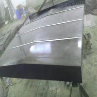 扬州MW机床加工中心专用机床钢板防护罩-宝阳