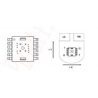 超低成本光学传感器芯片PAN3512DK