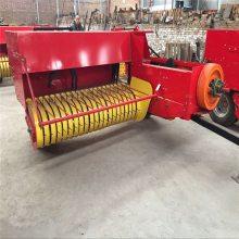 辽宁哪里有生产加工苞米杆设备  牧草打捆机售卖价格