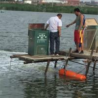 水库高密度养殖用什么增氧泵设备浮体