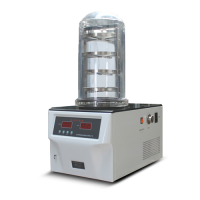 QS供应 实验型真空冷冻干燥机FD-1A-50 精迈仪器 厂价直销