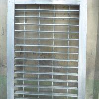 平台钢格板 运城格栅板 排水网盖板
