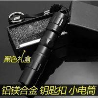 迷你强光LED节能手电筒 3W强光手电筒 汽车户外用品 安全出行照明