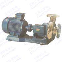 GLF50K-22不锈钢热水泵-不锈钢耐腐蚀离心泵-单级单吸离心泵-化工泵-工业水泵