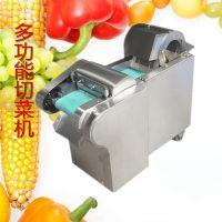 晋城高效率萝卜切丝机 普航家用多功能面包切丁切片机 全自动不锈钢切菜机